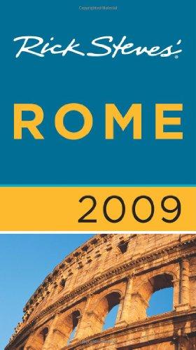 9781598801224: Rick Steves' Rome 2009