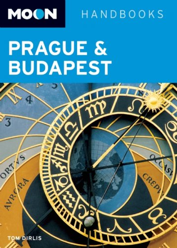 Moon Prague and Budapest (Moon Handbooks)