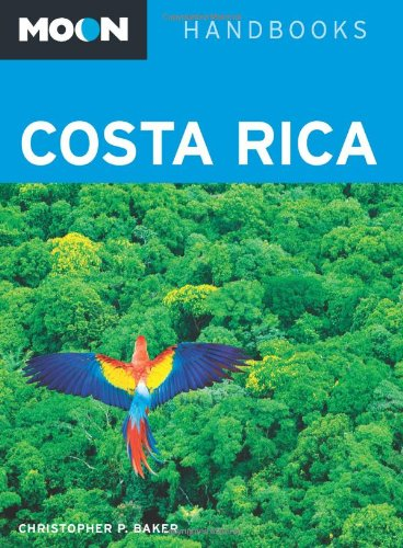 9781598801804: Costa Rica (Moon Handbooks)
