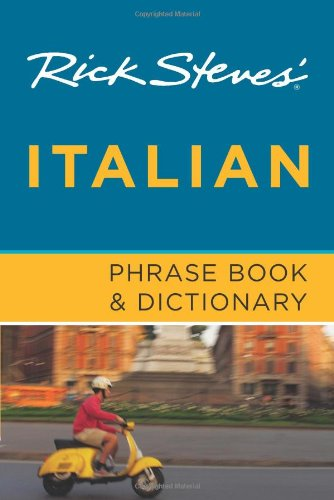 9781598801880: Rick Steves' Italian Phrase Book and Dictionary