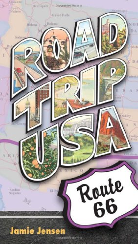 9781598802054: Road Trip USA Route 66