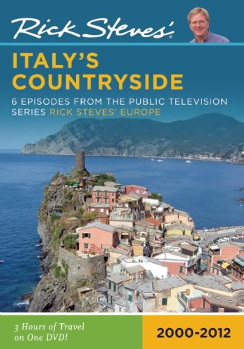 9781598802290: Rick Steves' Italy's Countryside DVD