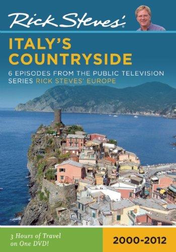 Rick Steves Italys Countryside DVD