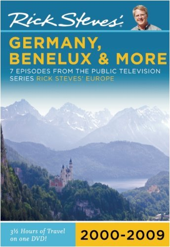Rick Steves' Germany, BeNeLux & More DVD: Rick Steves