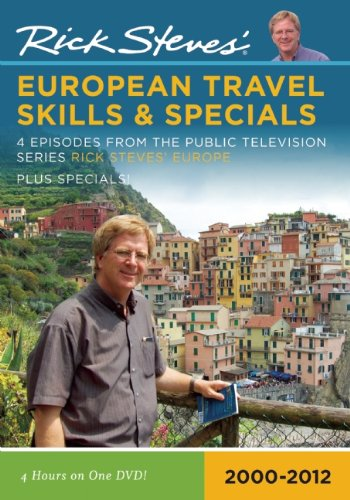 Rick Steves' European Travel Skills and Specials DVD: Steves, Rick