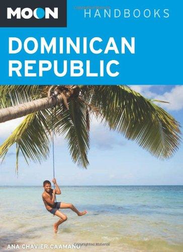 9781598802535: Moon Dominican Republic (Moon Handbooks)