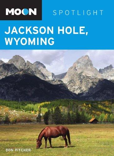 Moon Spotlight Jackson Hole, Wyoming: Pitcher, Don