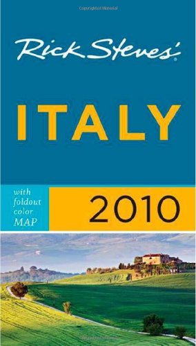 9781598802863: Rick Steves' Italy 2010 with map