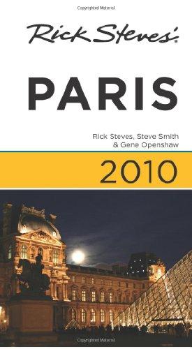 9781598802870: Rick Steves' Paris 2010