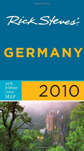 9781598802948: Rick Steves' Germany 2010 with map