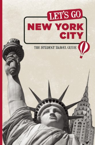 Let's Go New York City: The Student Travel Guide: Perseus