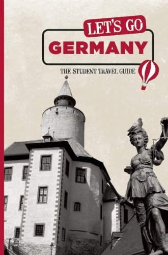 9781598803198: Let's Go Germany: The Student Travel Guide