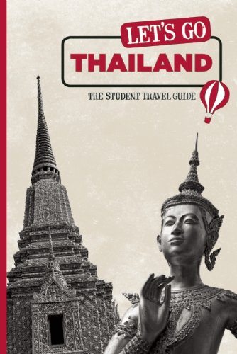 Let's Go Thailand: The Student Travel Guide: Perseus