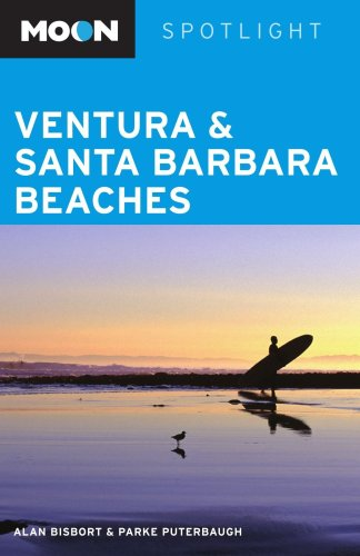 Moon Spotlight Ventura and Santa Barbara Beaches (1598803336) by Bisbort, Alan; Puterbaugh, Parke