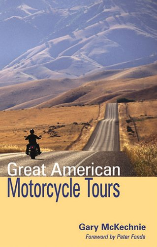 9781598803648: Great American Motorcycle Tours