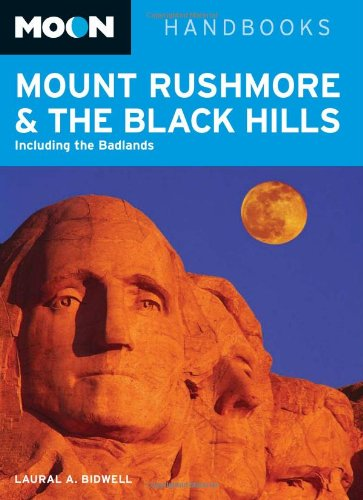 Moon Mount Rushmore & Black Hills