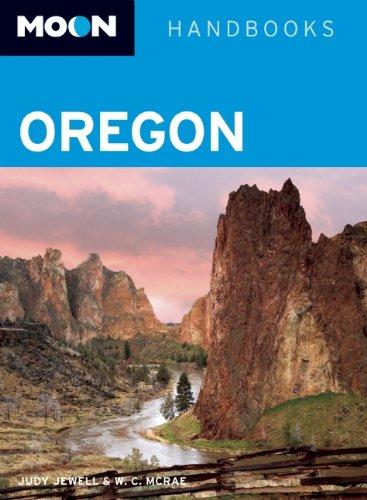 9781598803679: Moon Oregon (Moon Handbooks)