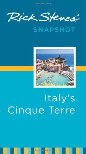 9781598804867: Rick Steves' Snapshot Italy's Cinque Terre (Rick Steves' Italy's Cinque Terre)