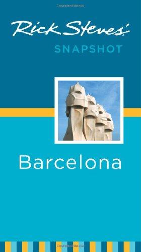 9781598804881: Rick Steves' Snapshot Barcelona