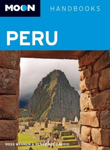 9781598806007: Moon Peru (Moon Handbooks)