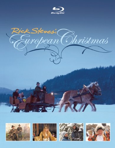 9781598806427: Rick Steves' European Christmas Blu-Ray
