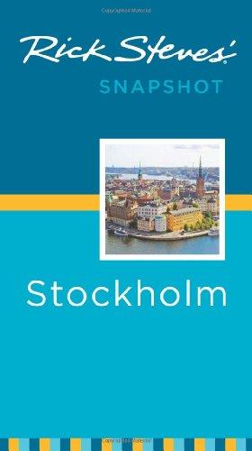 9781598806496: Rick Steves' Snapshot Stockholm