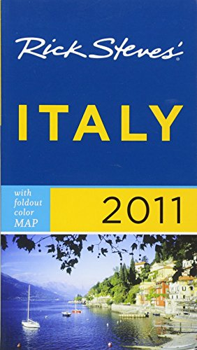 9781598806601: Rick Steves' Italy 2011 with map