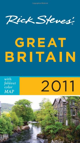 Rick Steves' Great Britain 2011 with map (159880667X) by Rick Steves