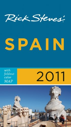 Rick Steves' Spain 2011 with map (1598806696) by Steves, Rick