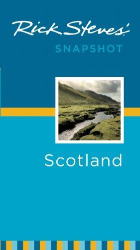9781598806939: Rick Steves' Snapshot Scotland
