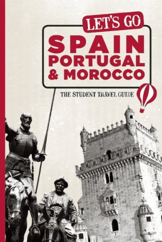 9781598807059: Let's Go Spain, Portugal & Morocco: The Student Travel Guide