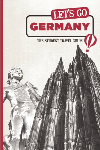 9781598807073: Let's Go Germany: The Student Travel Guide