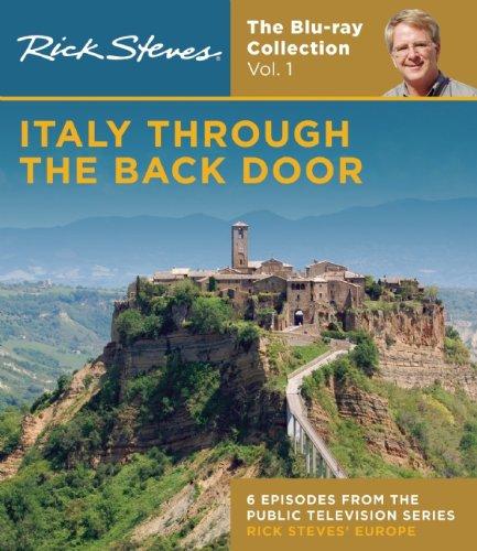 9781598807233: Rick Steves' Italy Through the Back Door Blu-ray