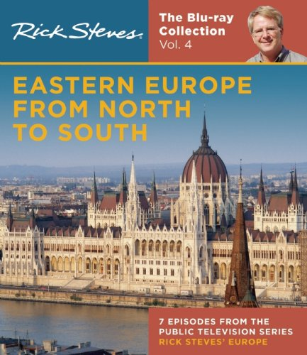 9781598807257: Rick Steves' Eastern Europe From North to South Blu-Ray