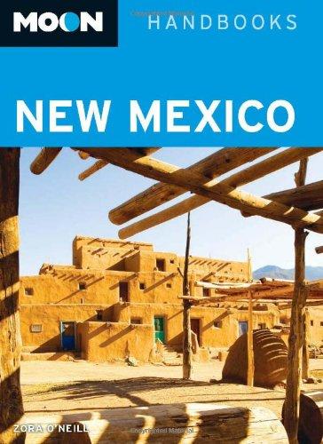 9781598807332: Moon New Mexico (Moon Handbooks)