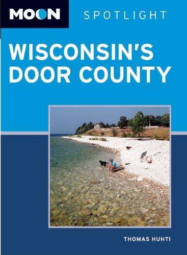 9781598807653: Moon Wisconsin's Door County