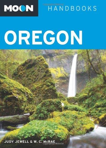 9781598808858: Moon Oregon (Moon Handbooks)