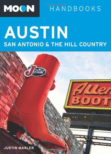 9781598808957: Moon Austin, San Antonio and the Hill Country (Moon Handbooks)