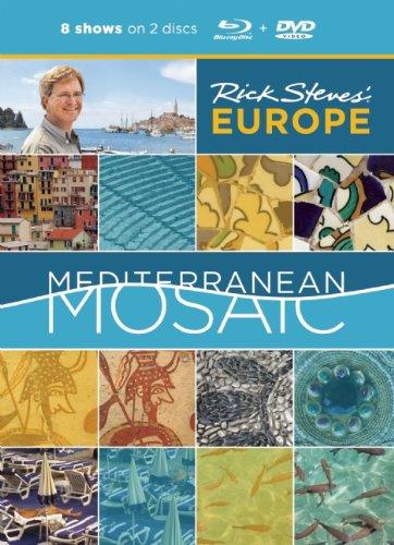 9781598809008: Rick Steves' Mediterranean Mosaic Blu-ray and DVD