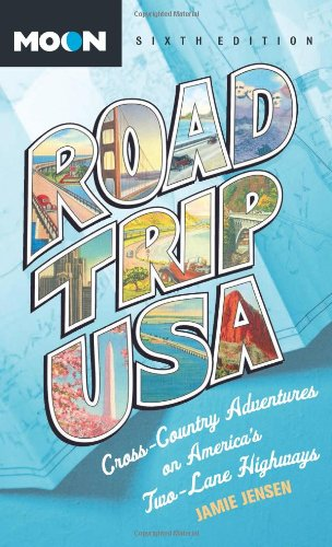 9781598809251: Road Trip USA: Cross-Country Adventures on America's Two-Lane Highways