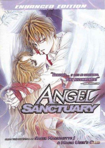9781598831955: Angel Sanctuary (Enhanced Edition)