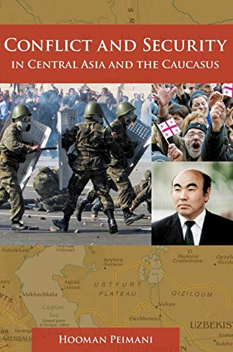 9781598840544: Conflict and Security in Central Asia and the Caucasus
