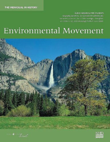 9781598841824: The Individual in History: Environmental Movement