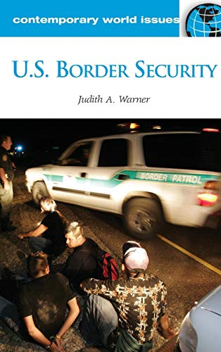 9781598844078: U.S. Border Security: A Reference Handbook (Contemporary World Issues)