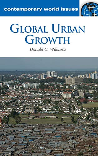 9781598844412: Global Urban Growth: A Reference Handbook (Contemporary World Issues)