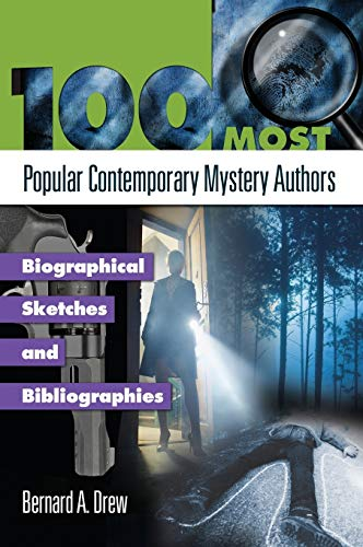 9781598844450: 100 Most Popular Contemporary Mystery Authors: Biographical Sketches and Bibliographies (Popular Authors Series)