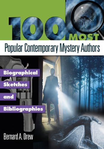 9781598844467: 100 Most Popular Contemporary Mystery Authors: Biographical Sketches and Bibliographies