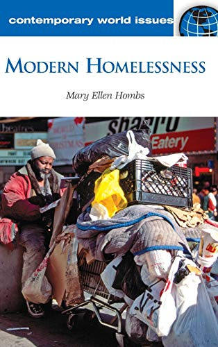 9781598845365: Modern Homelessness: A Reference Handbook (Contemporary World Issues)
