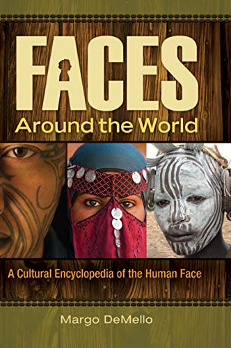 9781598846171: Faces around the World: A Cultural Encyclopedia of the Human Face