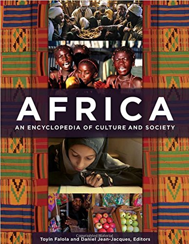 Africa [3 Volumes]: An Encyclopedia of Culture and Society (Hardcover): Daniel Jean-Jacques